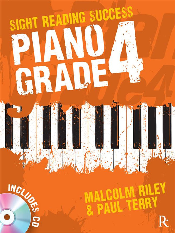 Sight Reading Success - Piano Grade 4 (Book with CD)
