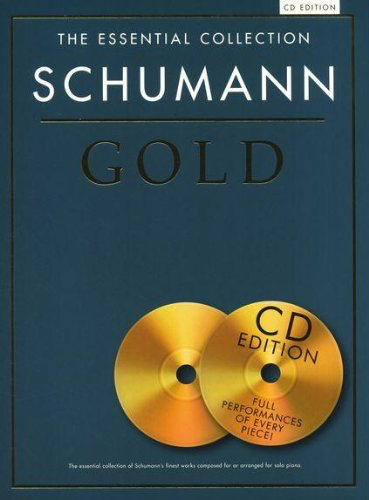 Essential Collection - Schumann Gold (Book with CD)
