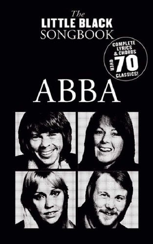 Little Black Song Book - Abba