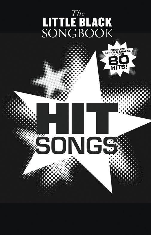 Little Black Song book: Hit Songs