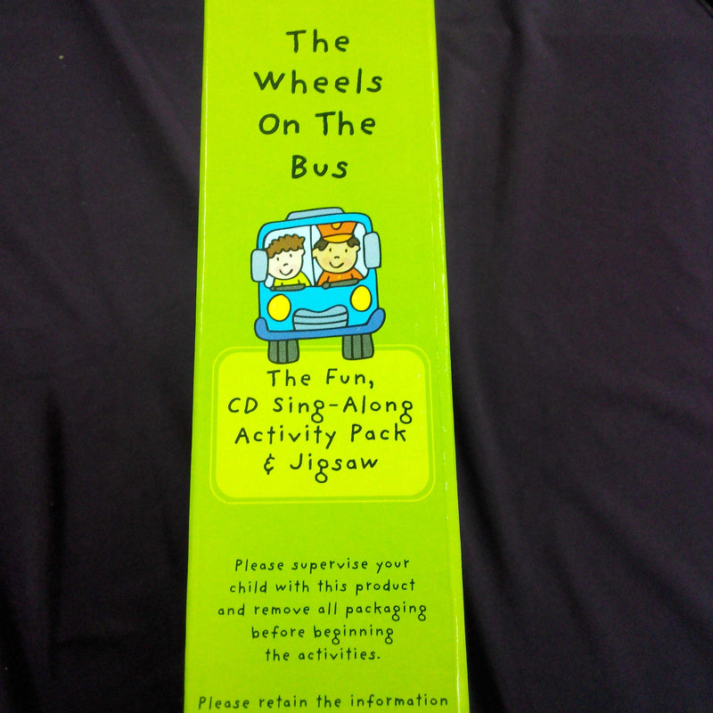 The Wheels on the Bus - Activity Pack with CD