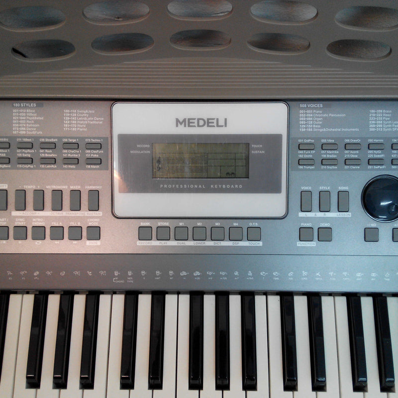 MEDELI A100 61-key Keyboard