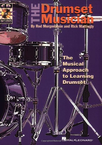 The Drumset Musician - Book with CD singapore sg