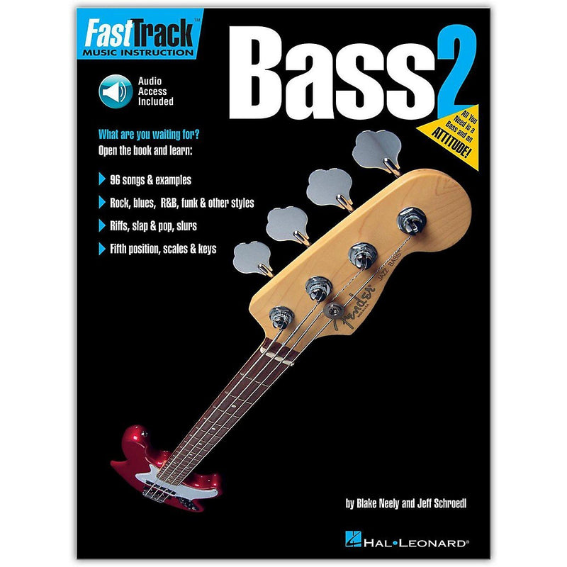 FastTrack Bass 2 Method - Book singapore sg