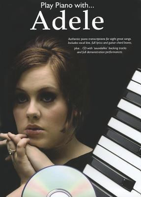 Play Piano with ... Adele (Book with CD) singapore sg