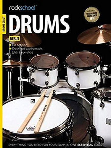 Rockschool Drums - Debut (2012+) singapore sg