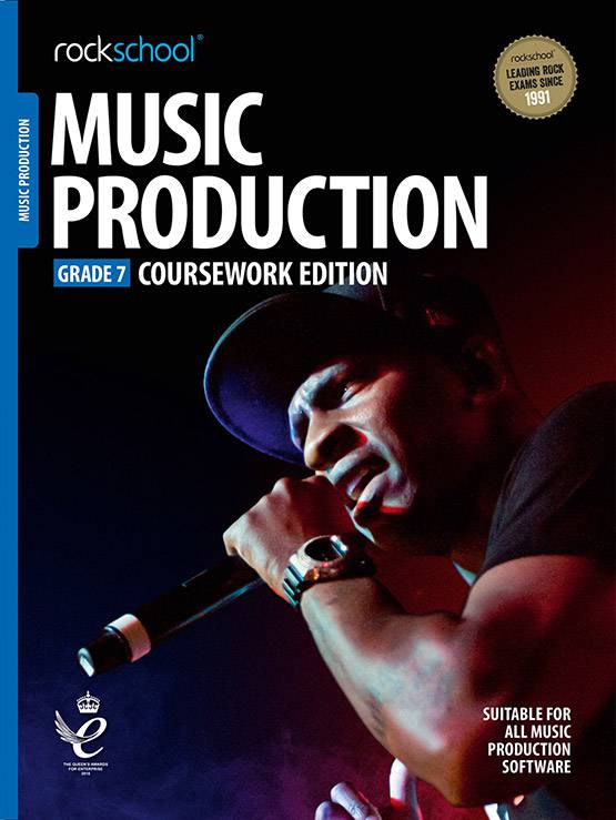 Rockschool Music Production Coursework Edition - Grade 7 (2019+) singapore sg