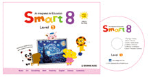 Smart 8 - Level 1 Book with CD