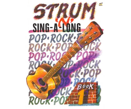 Strum 'N' Sing-A-Long - Guitar Book 1 singapore sg