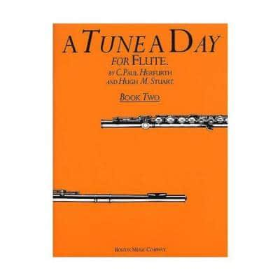 A Tune A Day For Flute (by C. Paul Herfurth and Hugh M. Stuart) - Book Two (2) singapore sg
