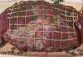 Whole, Rustico Holiday Porketta - Holiday Delight - PICK UP Only - 7+ LBS