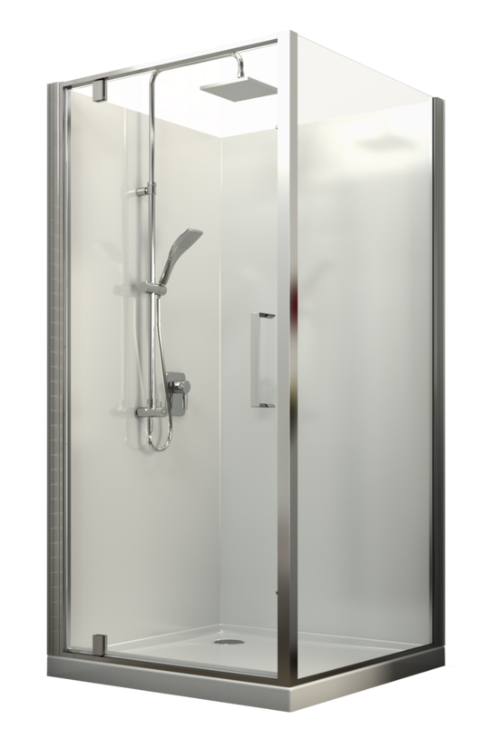 Milano Squarre Shower Enclosure