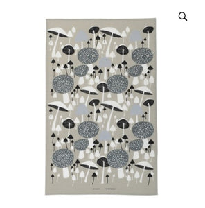 Tea towel Mushrooms