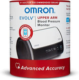 Omron  Blood Pressure Monitor Evolv Bluetooth Wireless - MEDICAL EQUIPMENT