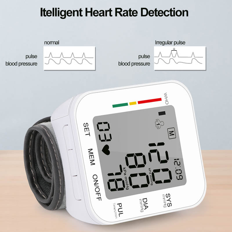 Blood Pressure Monitor   Pulse , Heart  rate Device - MEDICAL EQUIPMENT