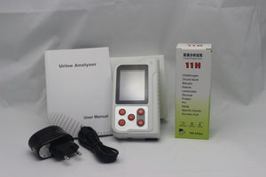 Digital Urine Analyzer with 100PCS Test Strips Urine Tester,USA - MEDICAL EQUIPMENT