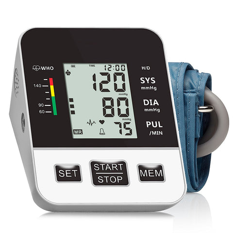 Automatic Digital  Blood Pressure Monitor - MEDICAL EQUIPMENT