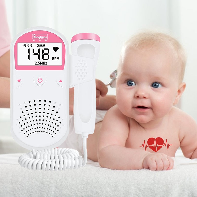 Nonradiative Doppler Fetal Heart Rate Monitor Home - MEDICAL EQUIPMENT