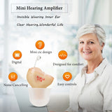 Invisible Hearing Aids Fashion mini - MEDICAL EQUIPMENT
