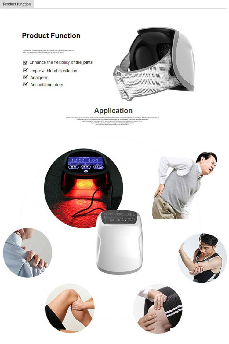 Physiotherapy and rehabilitation  Medical laser knee - MEDICAL EQUIPMENT