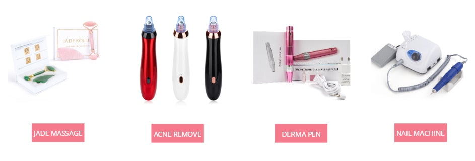DERMA PEN with liquid Injector Derma Pen Nano Mesotherapy Microneedle - MEDICAL EQUIPMENT