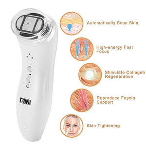 RF Radio Frequency  Ultrasonic Bipolar FACE LIFT Skin Care Anti Wrinkle Tightening Device - MEDICAL EQUIPMENT
