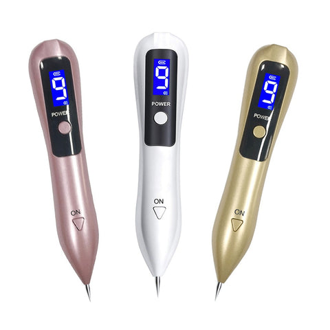 Pen Mole Removal Machine Portable Face Beauty Equipment  Skin Tag Repair, Sweep Moles Spots Tattoos Freckles, Quick Spot Scanning - MEDICAL EQUIPMENT