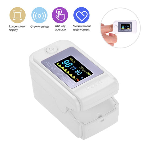Finger Oximeter  High Quality Oxygen SpO2 Finger Pulse Oximeter - MEDICAL EQUIPMENT