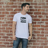 SAN FRANCISCO - White T-shirt with black SFCO graphic