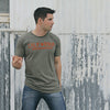 CALIFORNIA - Military green Short Sleeve T-shirt