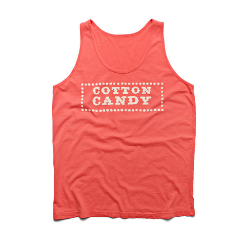 COTTON CANDY - Sleeveless tank top