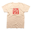 CALIFORNIA - Creme Color Short Sleeve T-shirt