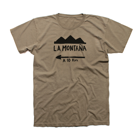 La Montana - Short Sleeve T-shirt