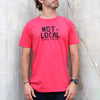 Not Local - Short Sleeve T-shirt for Men