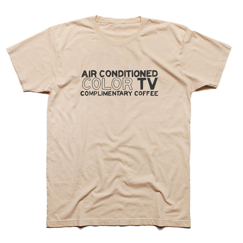Color TV - Short Sleeve T-shirt