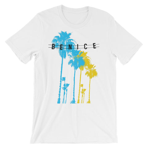Be Nice - Unisex short sleeve t-shirt