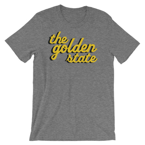 The Golden State - Short Sleeve T-shirt