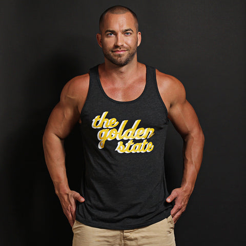 The Golden State - Unisex  Tank Top