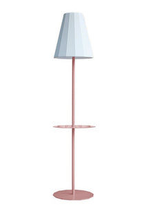 Elg piantana led wireless color rosa