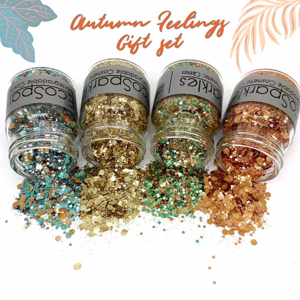 Autumn Feelings - Glitter giftset