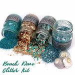 Beach Daze - Glitter kit