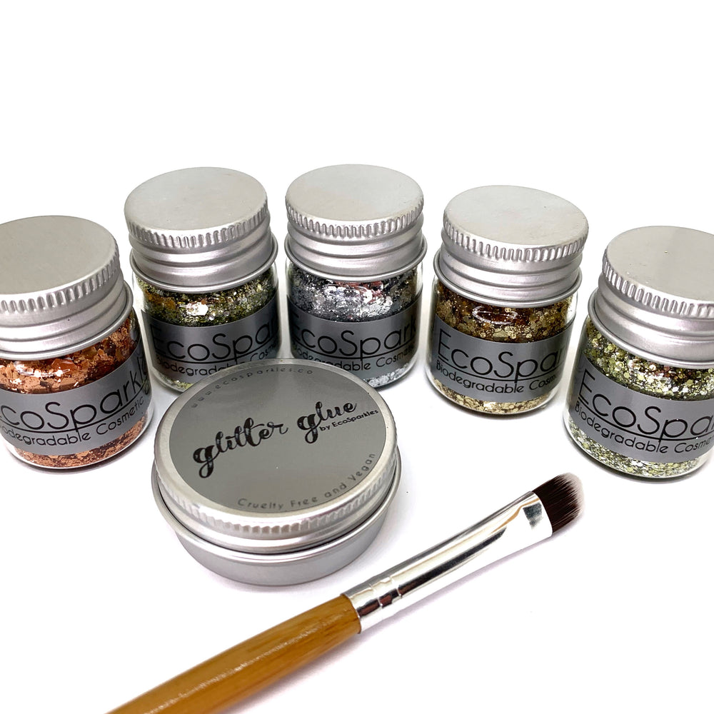 MIX & MATCH - Glitter kit of 5