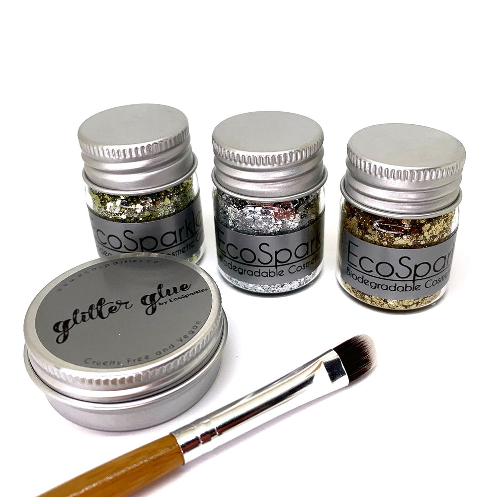 MIX & MATCH - Glitter kit of 3