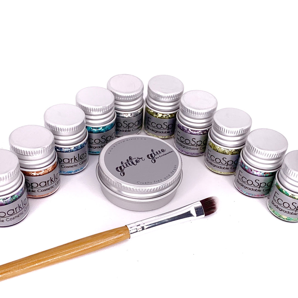 MIX & MATCH - Glitter kit of 10