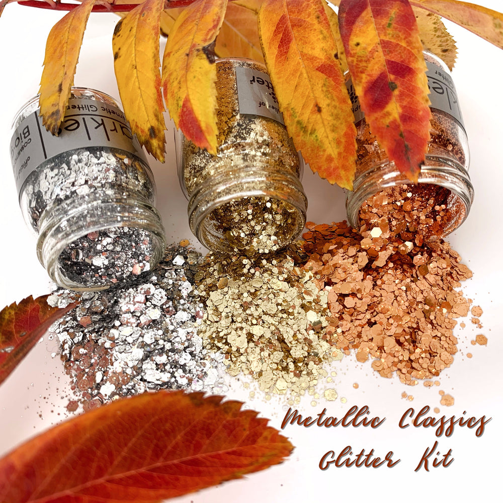 Metallic Classics - Glitter kit