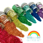 Rainbows - Glitter kit