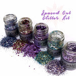 Spaced Out - Glitter kit