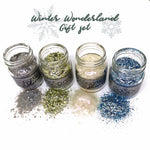 Winter Wonderland - Glitter giftset