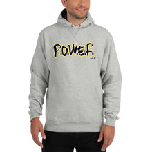 Load image into Gallery viewer, turn fear into P.O.W.E.R. Champion Hoodie