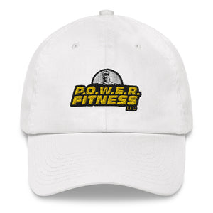 P.O.W.E.R. Fitness Dad hat